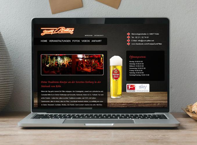 Webdesign-Referenz-Zum-Pitter-2